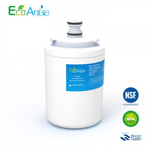 Eco Aqua EFF-6014A alternative for MAYTAG UKF7003 Refrigerator Water Filter
