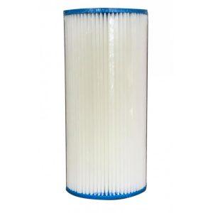 10 inch Big Polypleated Filter Cartridge Pentair 10x4½ 50 micron
