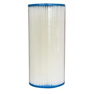 10 inch Jumbo Polypleated Filter Cartridge Pentair 10x4½ 20 micron