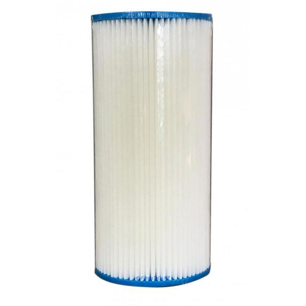 10 inch Jumbo Polypleated Filter Cartridge Pentair 10x4½ 20 micron