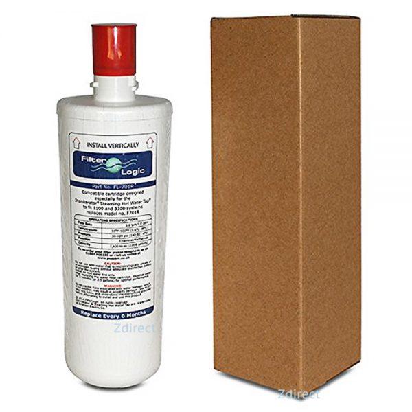 InSinkErator F-701R Alternative water filter Filter Logic VFL-401 FL-701R