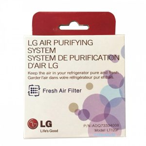 LG Fresh Air Filter LT120F ADQ73334008 for Refrigerators