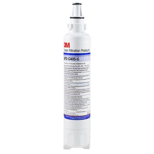3M AP2 series AP2-C405-G Water Filter Cartridge
