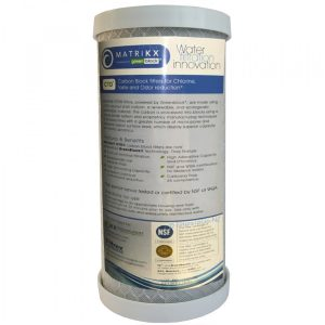 Matrikx CTO 32-450-10-Green Water Filter Cartridge