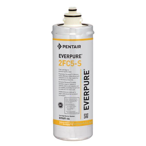 Everpure 2FC-S EV9691-76 Water Filter Cartridge