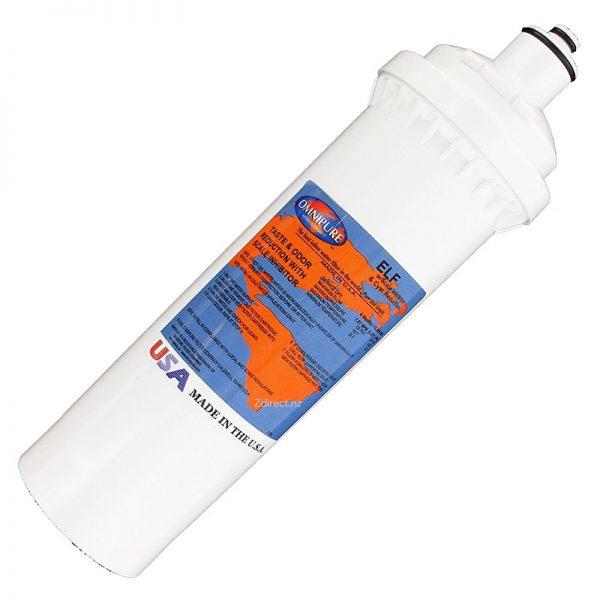 Omnipure ELF-1M-P-KDF Water Filter Cartridge, Everpure H-300-R Compatible
