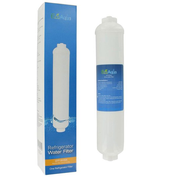 Eco Aqua EFF-6035A Inline Water Filter alternative for other brands