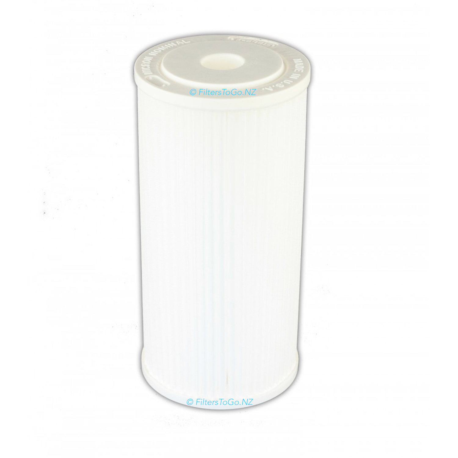 10 inch Jumbo Polypleated Filter Cartridge Pentair 10x4½ 5 micron