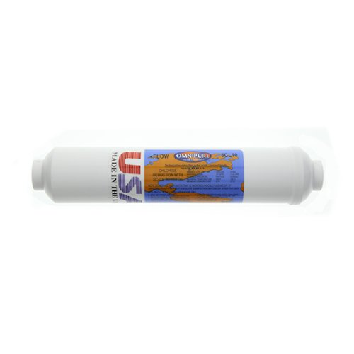 Omnipure SCL10 SCL10-B Inline Water Filter